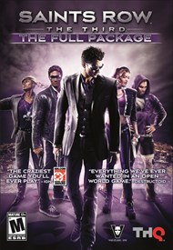 Saints Row: The Third The