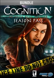 Cognition: An Erica Reed Thriller Season Pass