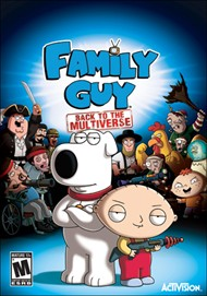 Family Guy: Bac