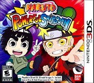 Rent Naruto Powerful Shippuden for 3DS