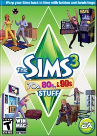 Download The Sims 3 70s, 80s, & 90s Stuff for PC