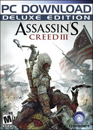 Assassin's Creed III Deluxe