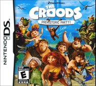 Rent The Croods: Prehistoric Party! for DS
