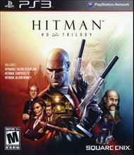 Rent Hitman Trilogy HD for PS3