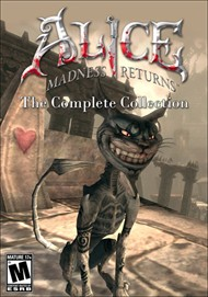 Alice Madness Returns: The Complete Coll