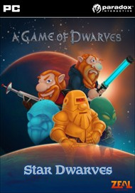 A Game of Dwarves - Star Dwarves DLC Pack
