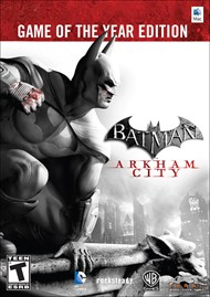Batman - Arkham City Game of the Year Edition