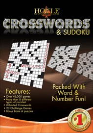 Hoyle Crosswords and Sudoku