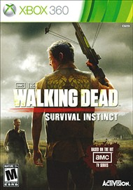 Rent The Walking Dead: Survival Instinct for Xbox 360