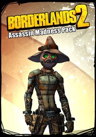 Download Borderlands 2 - Assassin Madness Pack for PC