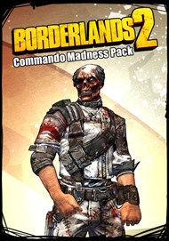 Borderlands 2 - Commando Madness Pack