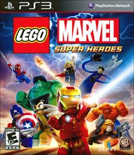 Rent LEGO: Marvel Super Heroes for PS3