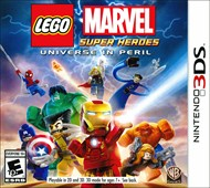 LEGO: Marvel Super Heroes: Universe in