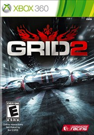 Rent Grid 2 for Xbox 360