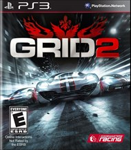 Rent Grid 2 for PS3