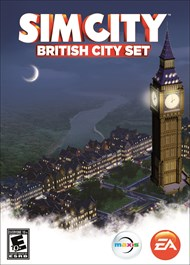 Download SimCity - British City Set for PC