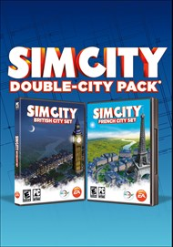 Download SimCity - British and French Bundle City Pack for PC