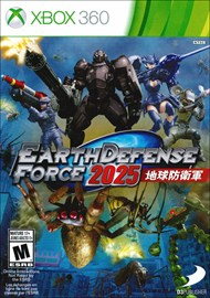 Rent Earth Defense Force 2025 for Xbox 360