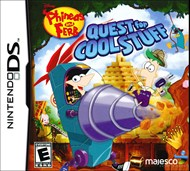 Phineas and Ferb: Quest for Cool S
