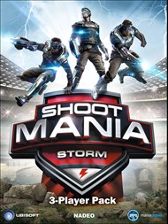 ShootMania: Storm 3-Player Pack