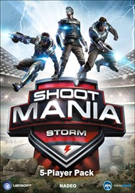 ShootMania: Storm 5-Player Pack