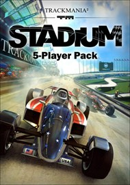 TrackMania 2 Stadium 5-Player Pack