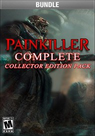 Painkiller Complete Collector Edition Pack