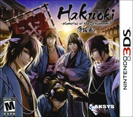 Hakuoki: Memories of the Shinsengu
