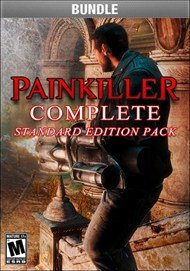 Painkiller Complete Standard Edition Pack