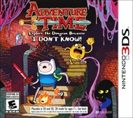 Adventure Time: Explore the Dungeon Beca