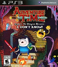 Adventure Time: Explore the Du