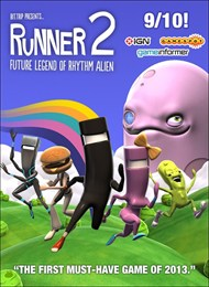 BIT.TRIP RUNNER 2: Future Legend of Rhythm Alien
