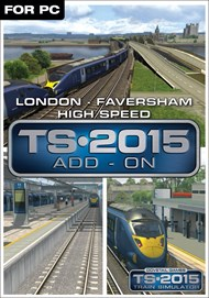 Train Simulator 2014 - London-Faversham High Speed