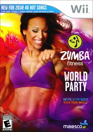 Zumba Fitness World P