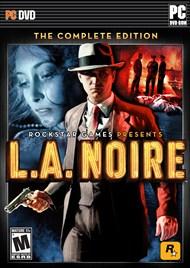 L.A. Noire: The Co