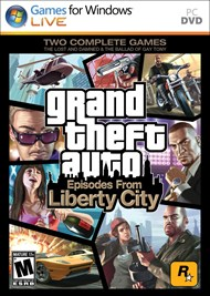 Grand Theft Auto: Episodes from