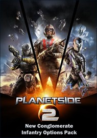 PlanetSide 2: NC Infantry Options P