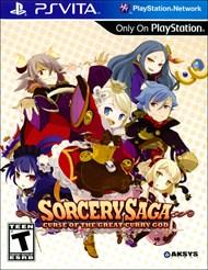 Sorcery Saga: Curse of the Grea