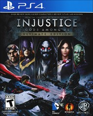 Injustice: Gods A