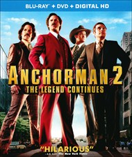 Anchorman 2: The Legend Co
