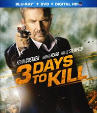This stylish comedy-action flick pairs director McG with Kevin Costner. Costner stars as CIA Agent Renner, who begins to rethink his chosen career when he's diagnosed with cancer. The CIA needs him though, and promises to cure his disease if he'll do just one more job. So he travels to France to capture the notorious international arms-dealer known as The Wolf and his accomplice, The Albino. To make matters more complicated, Renner's a terrible father, so he tries to patch up his rocky relationship with his daughter while rampaging through Europe on the trail of the bad guys. Featuring car c