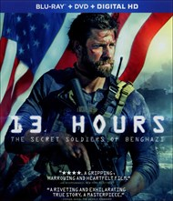 Bigger-than-huge filmmaker Michael Bay takes on the real Benghazi attack in this straight-from-the-headlines war film. Based on the accounts from survivors of the attack, 13 Hours tells the story of security contractors paid to protect a U.S. ambassador in one of the most dangerous regions in the world. Faced with a compound that has inadequate defensive capabilities, the contractors do their best - but the CIA seems determined to keep them from doing their job. Tensions rise when word of the diplomat's presence leaks. A heavily armed mob attacks the compound, but the mercenaries are stuck w