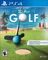 Image of 3D Mini Golf - Pre-Played