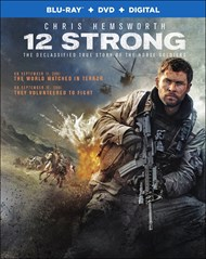 <p>This gritty war drama tells a true story of bravery against impossible odds. Chris Hemsworth plays Captain Mitch Nelson, the leader of the first squad of Green Berets sent to Afghanistan after 9/11. Their mission seems straightforward: enter northern Afghanistan through Uzbekistan and capture the city of Mazar-i-Sharif. But the forbidding terrain has been stopping armies in their tracks for centuries, so the Green Berets will have to travel on horseback. Geared up with high-tech weapons, Nelson's team faces impossible odds and obstacles including tanks, rocket launchers, and hostile local