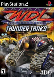World_Destruction_League:_Thunder_Tanks