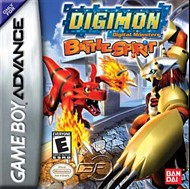 Digimon: Battle Spirit