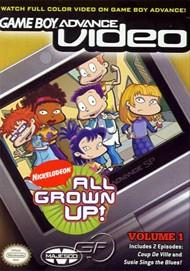 Nickelodeon: All Grown Up! Volume 1 (GBA Video)