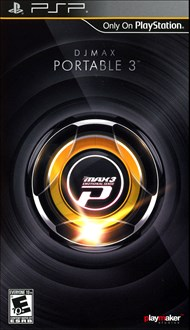 DJ Max Portable 3