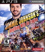 Jimmie Johnson Anything with an Engine