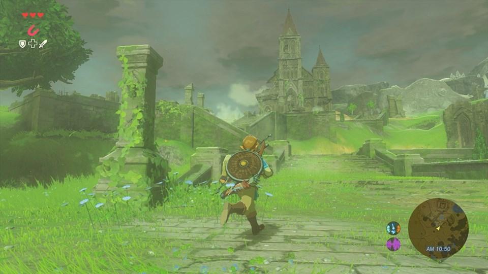 The Legend of Zelda: Breath of the Wild Screenshot 3